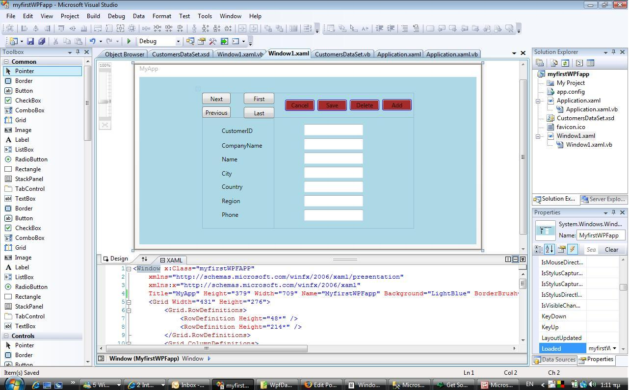 Delighted Wpf Template Ideas - Entry Level Resume Templates ...